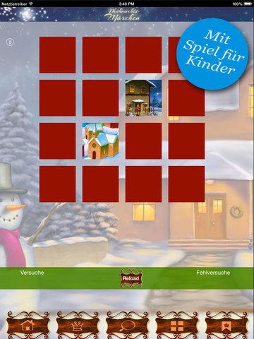 Weihnachtsmärchen für Kinder - Klassische Weihnachtsgeschichten zum Advent screenshot 9