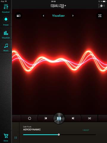 Equalizer+ pro: music player & bass booster screenshot 9