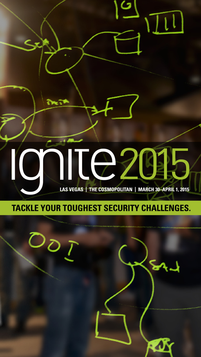 Ignite 2015 Conf screenshot 2
