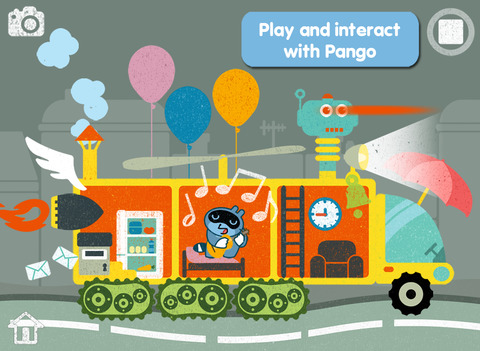 Pango Imaginary Car screenshot 9