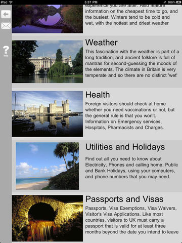 UK Travel Guide screenshot 6