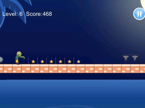 Crazy Zombie Speed Race Madness Pro - new virtual street racing game screenshot 5