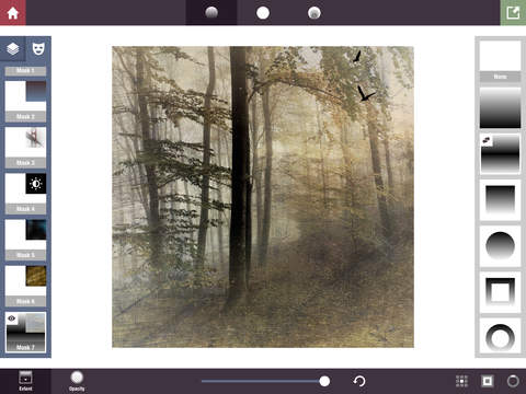 Stackables for iPad - Layered Textures, Effects, and Masks screenshot 5
