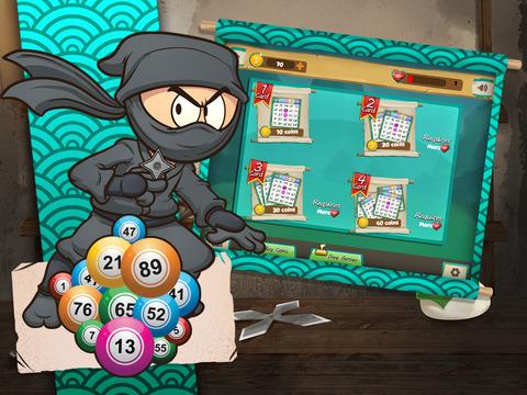 Ninja Bingo screenshot 9