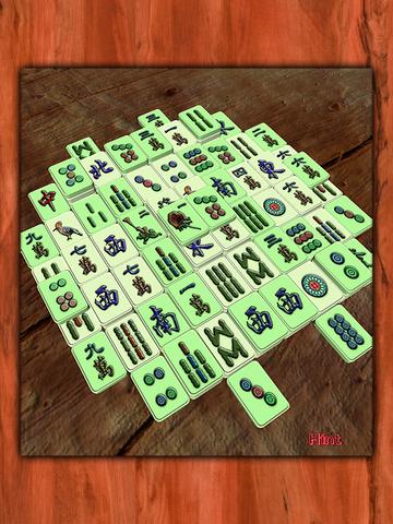 Mahjong - Deluxe screenshot 8