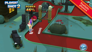 3D Mini Golf Challenge screenshot 3