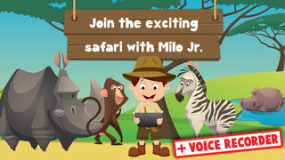 Milo's Free Mini Games for Toddlers screenshot 1