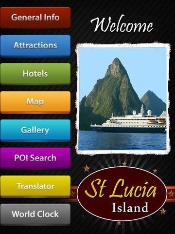 St Lucia Island Offline Travel Guide screenshot 7