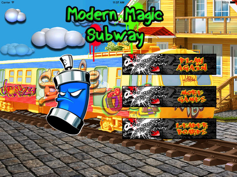 Modern Magic Subway PRO screenshot 10