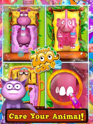 Little Zoo Care 2 screenshot 6
