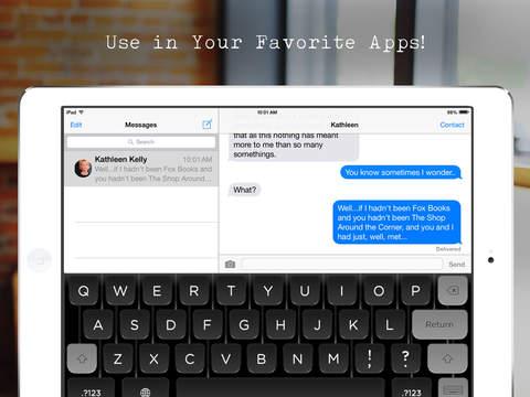 Hanx Writer screenshot 7