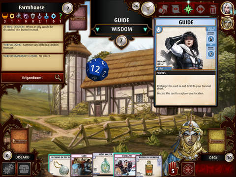 Pathfinder Adventures screenshot 6