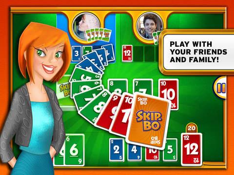 Skip-Bo™ - The Classic Family Card Game screenshot 7