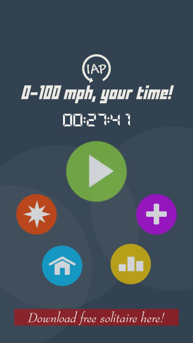 Battle Circle - Time Runner screenshot 2