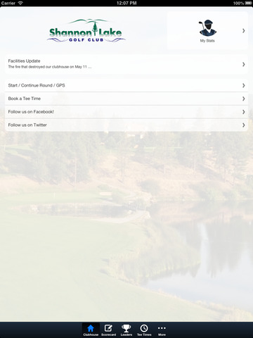 Shannon Lake Golf Club screenshot 7