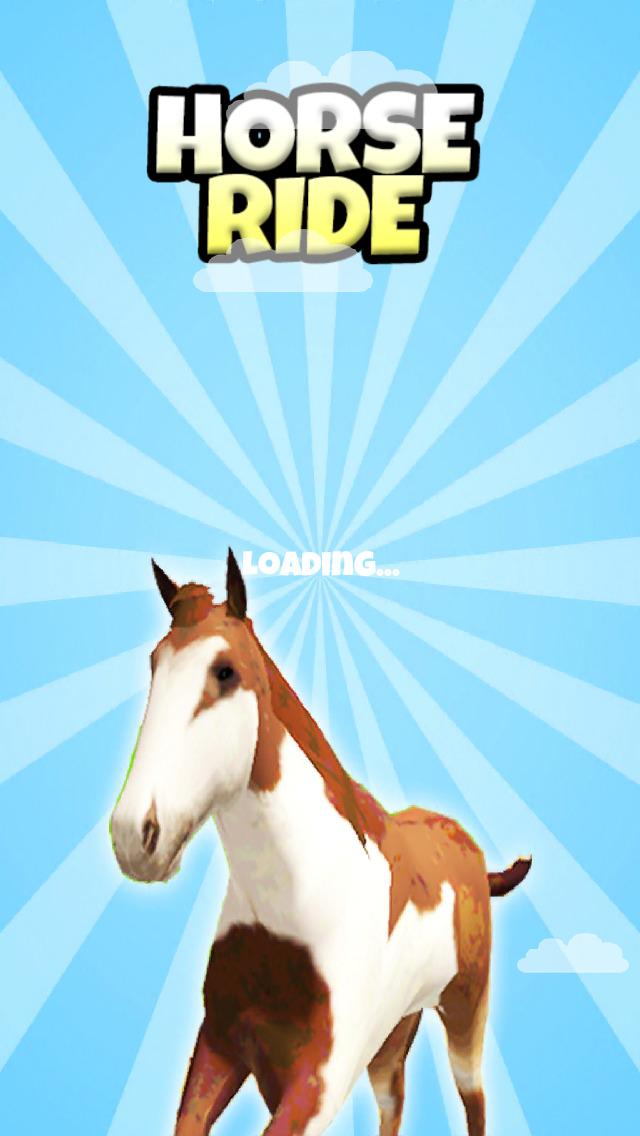 Horse Ride: Wild Trail Run & Jump Game - Pro Edition screenshot 5