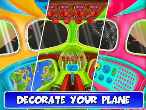 Daycare Airplane Kids Game screenshot 9