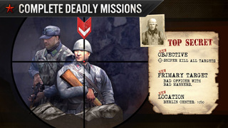 Frontline Commando: WW2 Shooter screenshot 1
