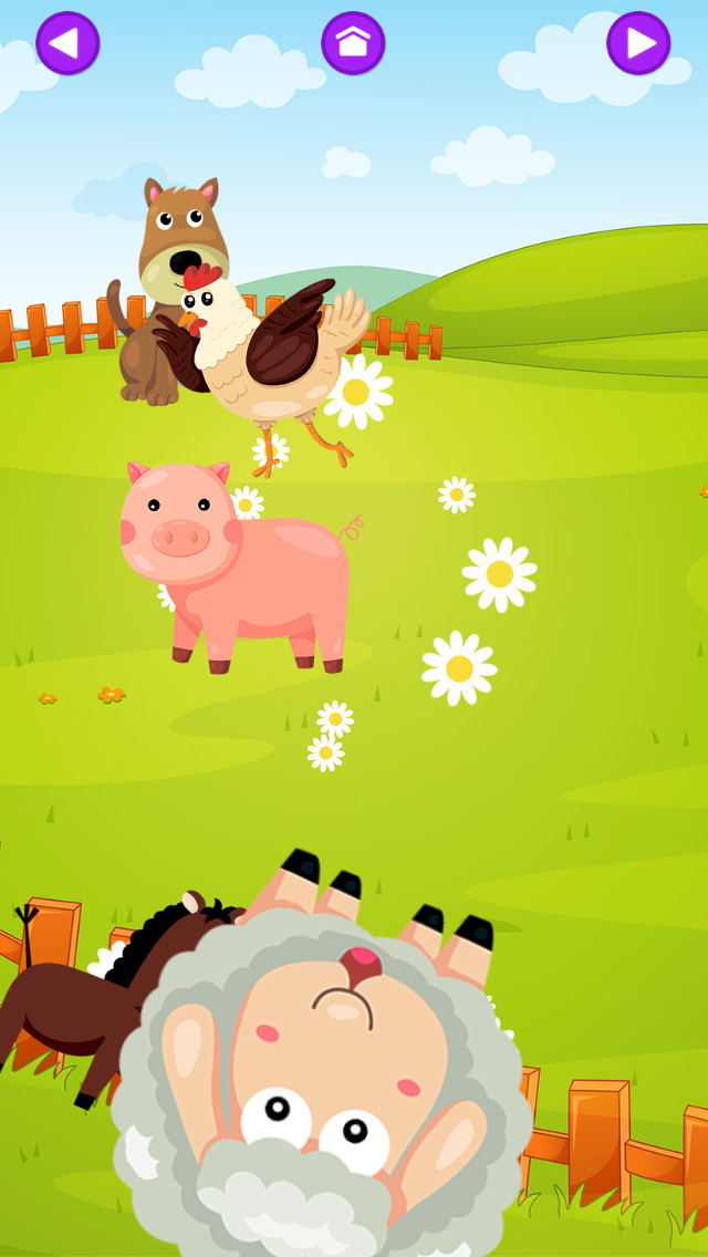 Baby Rattle Games: Infant & Toddler Learning Toy screenshot 1