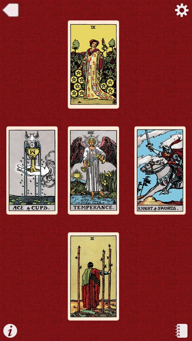 Tarot! screenshot 4