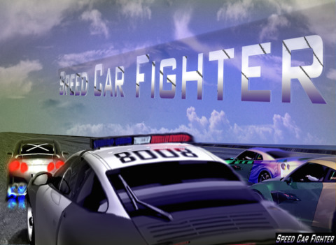 Speed Car Fighter HD 2015 Free screenshot 6