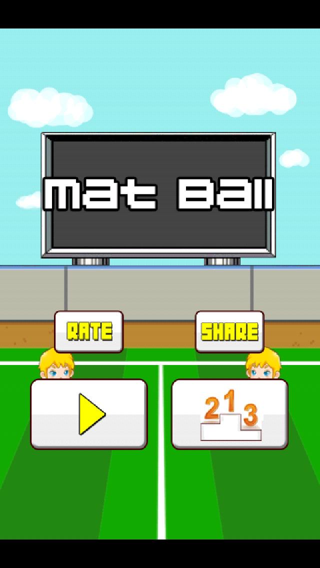 FootBall-Mat Two balls screenshot 3