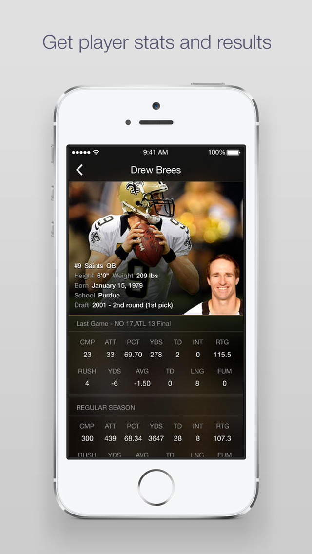Yahoo Sports: Watch NFL games screenshot 4