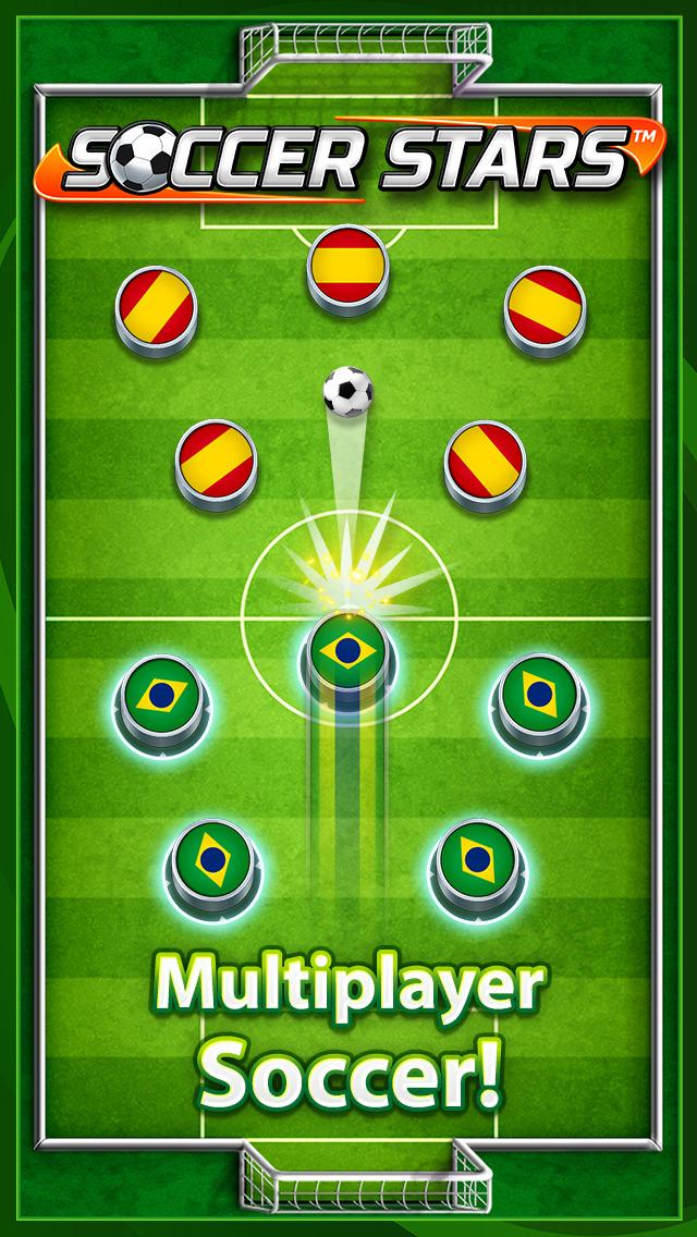 Soccer Stars™ screenshot #1