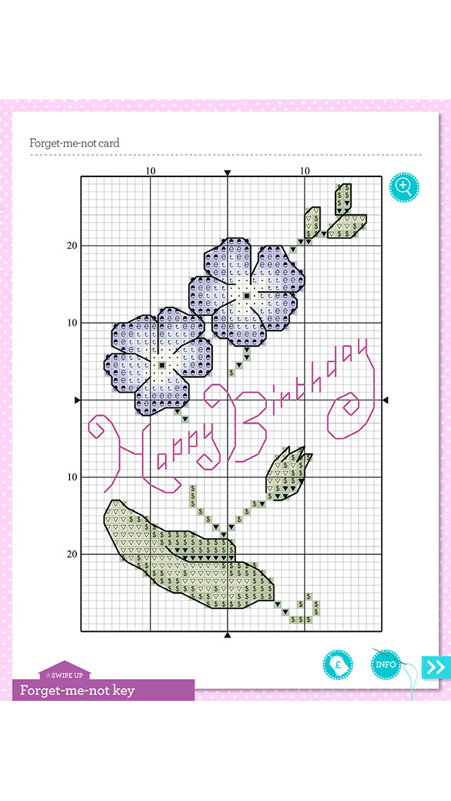 Best ever cross stitch – cross stitch patterns chosen for you screenshot 4