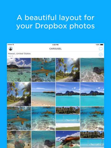 Carousel by Dropbox screenshot 6