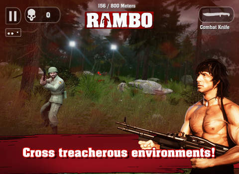 Rambo - The Mobile Game screenshot 8