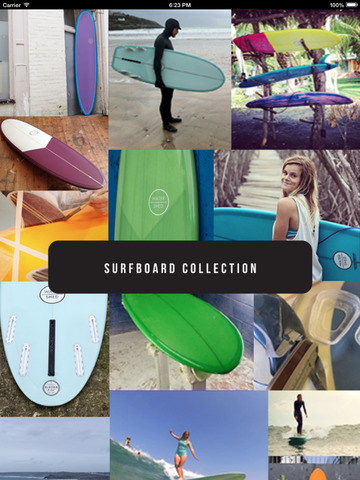 WATERSHED SURFBOARDS screenshot 6