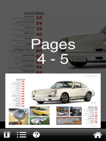 Classic Porsche Magazine screenshot 3