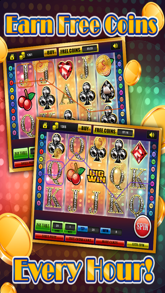 Aces Classic Casino Slots - Real Vegas Style Gambling Jackpot Slot Machine Games HD screenshot 2