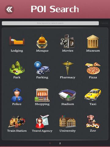 Nimes City Offline Travel Guide screenshot 10