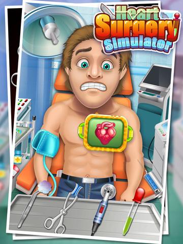 Heart Surgery Simulator - Surgeon Games screenshot 5
