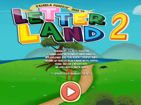 Letter Land 2 screenshot 1