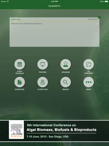 ALGA2015 screenshot 10