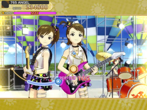 THE iDOLM@STER SHINY FESTA Rhythmic Record screenshot 9