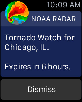 NOAA Radar Pro: Weather Alerts screenshot 11