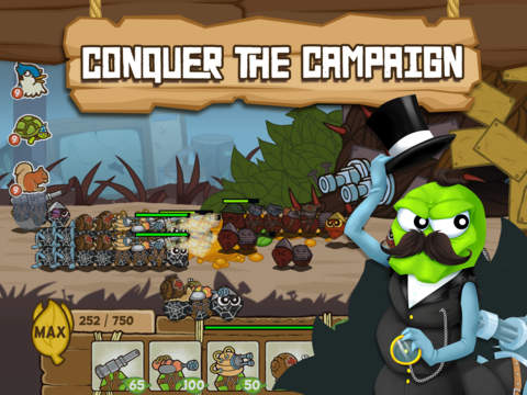 Battlepillars: Multiplayer (PVP) Real Time Strategy screenshot 7
