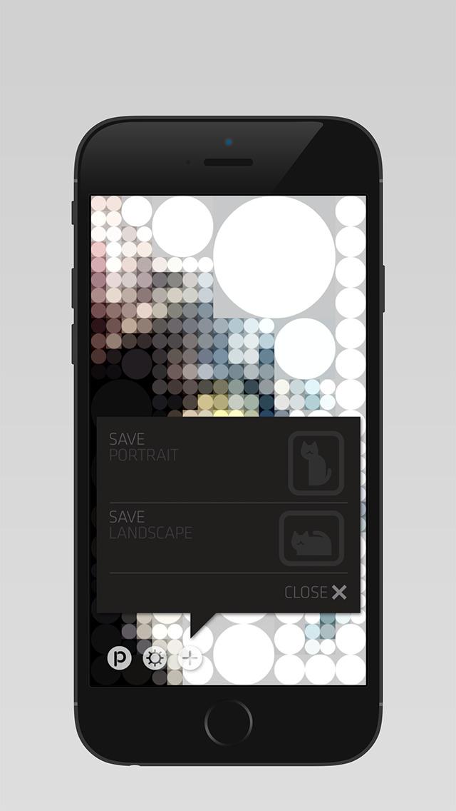 Фоторедактор замазать пикселями на айфон
