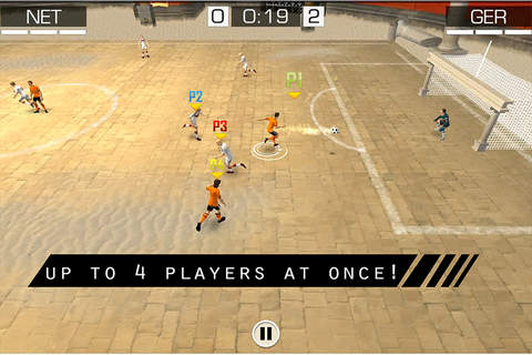 Striker FC - náhled