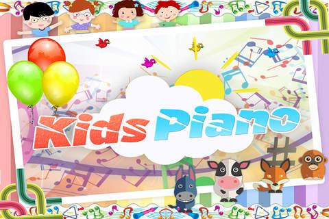 Kids Piano Pro - Preschool Fun Music Game n Nurser - náhled