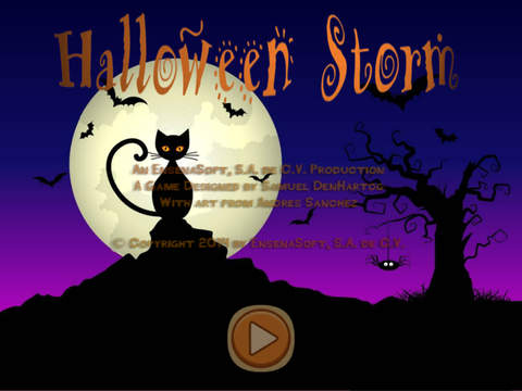 Halloween Storm! screenshot 6