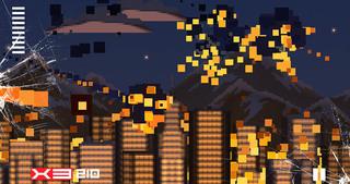 BeatDefense - Music, Rhythm, and Missiles screenshot 3