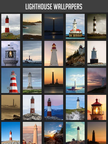 Lighthouse Wallpapers screenshot 6