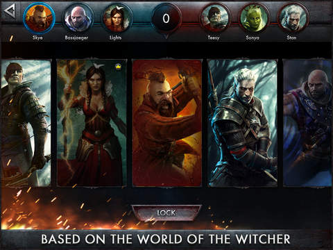 The Witcher Battle Arena screenshot 10