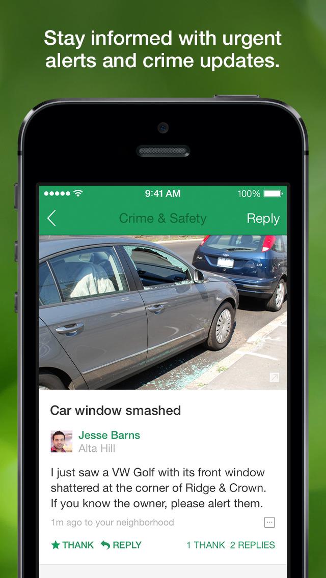 Nextdoor - Neighborhood App screenshot 3