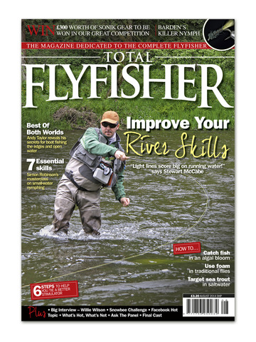 Total FlyFisher - Catch more on the fly screenshot 6